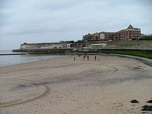 Westgate-on-Sea - Image: Westgate's West Bay