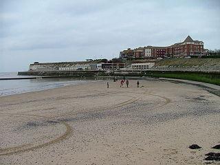 Westgate-on-Sea Seaside townin Kent, England