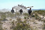 White Falcons integrate armor support for combined arms live fire exercise in New Mexico 151001-A-DP764-004.jpg