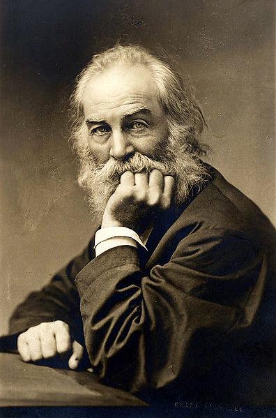 Walt Whitman, 50 años