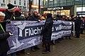 Wien - 2018-01-13 - Großdemo gegen Schwarz-Blau - 02 - Plattform für eine menschliche Asylpolitik.jpg