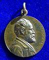 Wien 1905, Jugendsti-Medaille Josef Pommers 60. Geburtstag, Vorderseite.jpg