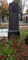 Wiener Zentralfriedhof - Gruppe 31B - Franz Philippovich von Philippsberg (1).jpg