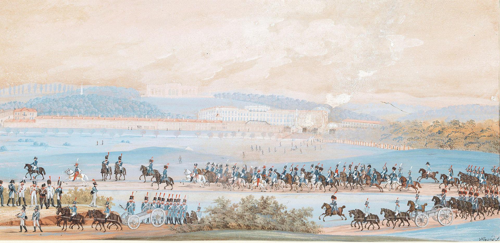 Wigand-Entry of Napoleon in Schönbrunn.jpg