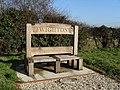Wighton Village Sign - geograph.org.uk - 690856.jpg