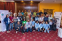 WikiArabiaConf day03 egypt 2017 metwally (221).jpg