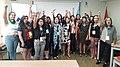 Wikigap Oficina Unesco Lima 2019 Estamos presentes.jpg