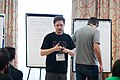 Wikimedia Hackathon Vienna 2017-05-19 Mentoring Program Introduction 038.jpg
