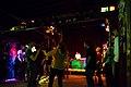 Wikimedia Hackathon Vienna 2017-05-20 Party at Arena 11.jpg