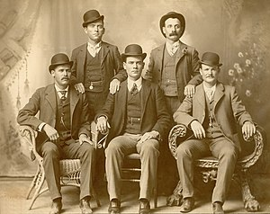 Butch Cassidy's Wild Bunch - Image: Wildbunchlarge