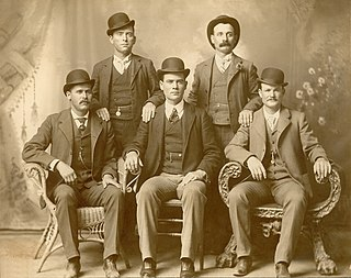 Butch Cassidys Wild Bunch Old West train robbing gang