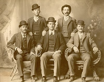 400px Wildbunchlarge What really happened to outlaw Butch Cassidy?