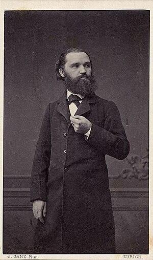 Wilhelm Lübke - Wilhelm Lübke