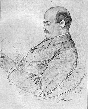 Wilhelm von Bismarck - Image: Wilhelm von Bismarck (Allers)