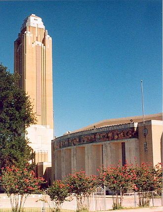 Wyatt C. Hedrick - Image: Will Rogers Memorial Center 1