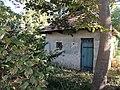 Willa nr 17 - ul. Stefana Batorego, budynek gospodarczy, Mazowsze.jpg