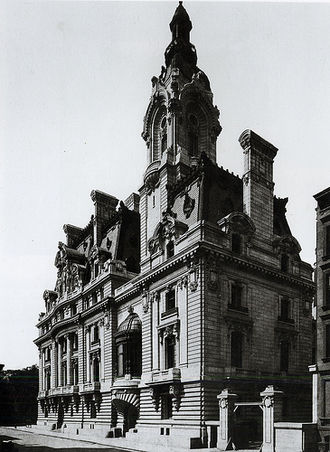 960 Fifth Avenue - The William A. Clark House at 962 Fifth Avenue, which was torn down to build 960 Fifth Avenue