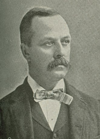 Jones Law (Philippines) - Congressman William Jones authored the bill which replaced the Philippine Organic Act of 1902.