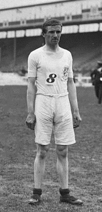 William Coales - Coales at the 1908 Olympics
