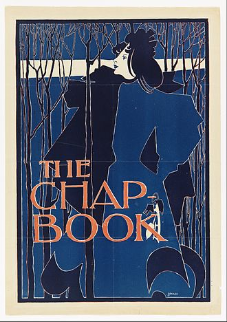 Will H. Bradley - Poster for The Chap Book (1894)