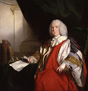 William Pulteney, 1st Earl of Bath - The Earl of Bath by Sir Joshua Reynolds.