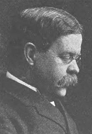 William Thompson Sedgwick - Image: William T. Sedgwick