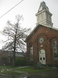 Williamsville Christian Church Nov 09.jpg