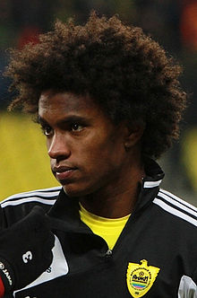 Willian Anži dressis