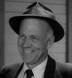 Willis Bouchey American actor