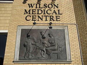 Wilson Street (Hamilton, Ontario) - Wilson Medical Centre