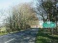 Wiltshire Border sign - geograph.org.uk - 700056.jpg