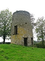 Windmill at Carrivetragh, Co. Monaghan - geograph.org.uk - 1021395.jpg