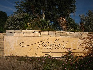 Radcliffe Killam - The Winfield subdivision off Del Mar Boulevard in Laredo, Texas, is named for Oliver Winfield Killam, the father of developer Radcliffe Killam who served in the Oklahoma State Senate from 1915 to 1918, before he moved his familty to South Texas in 1920.