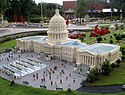 Winter Haven - Legoland Florida - Miniland USA - Washington DC - US Capitol Building (9424141224).jpg