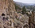 Winter Tourists at Bandelier (5317929354).jpg