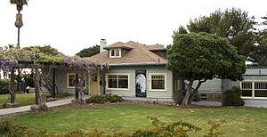 La Jolla Historical Society - Wisteria Cottage