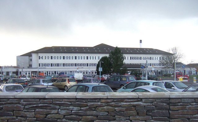 Withybush General Hospital Geograph-280886-by-ceridwen
