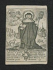 Saint Wivina