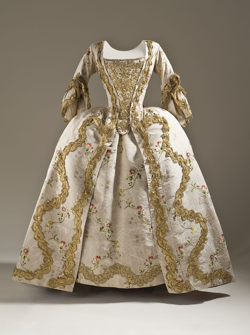 Woman's Robe a la Francaise and Petticoat LACMA M.56.6a-b (1 of 5).jpg