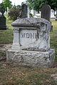Wonn grave - Glenwood Cemetery - 2014-09-14.jpg