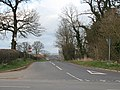 Woods Hill, Nottingham Road, Old Dalby - geograph.org.uk - 148207.jpg