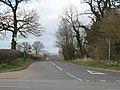 Woods Hill, Nottingham Road, Old Dalby - geograph.org.uk - 148207.jpg