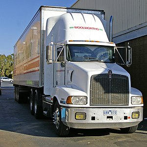 Automotive industry in Australia - Kenworth T604