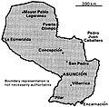 World Factbook (1990) Paraguay.jpg