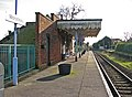 Worstead Station - viewed from the north - geograph.org.uk - 1047372.jpg