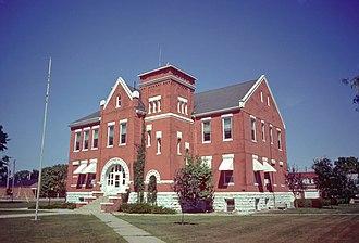 Worth County, Iowa - Image: Worth County Courthouse, Northwood