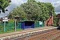 Wrexham-bound platform, Gwersyllt railway station (geograph 4024824).jpg