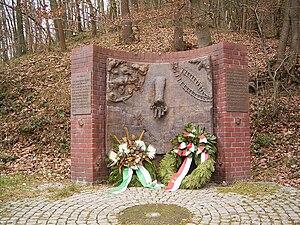 Kemna concentration camp - Image: Wuppertal KZ Kemna 05 ies