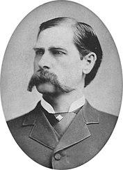 Wyatt Earp w wieku około 33 lat