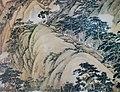 Xu Yang - Mountain trail meandering among the pines.jpg